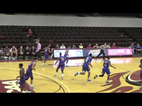 Highlights: Islanders MBB Defeats Furman
