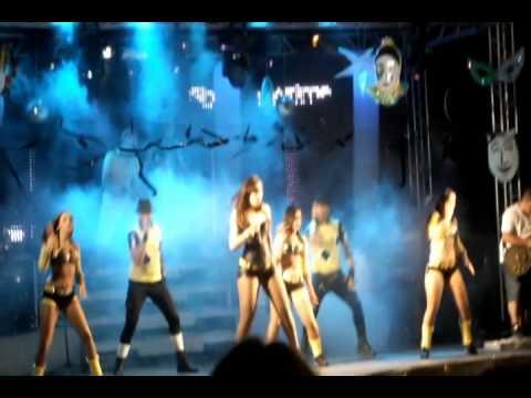 Carnaval 2013 Banda Somos lguais Abertura 4º noite Murutinga do Sul