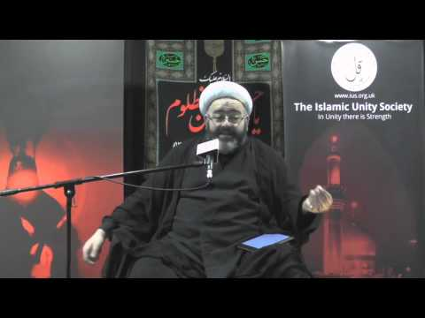 Are we special? - Night 1 (Sheikh Mohammed Mehdi)