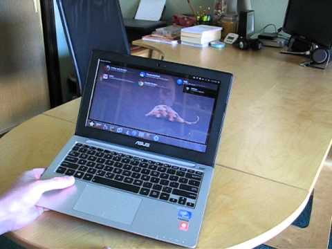 A look at the Asus X201E