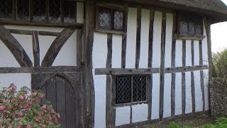 Alfriston United Kingdom  City pictures : Built 1350 - A Look At Alfriston Clergy House, Sussex UK.