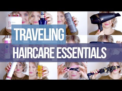 HAIRCARE ESSENTIALS FOR TRAVEL | Milabu