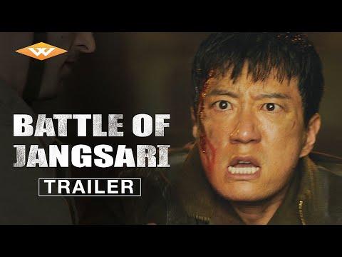 BATTLE OF JANGSARI (2019) Official Trailer   Epic War Film