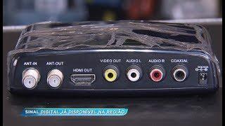 Aumenta procura por antena e conversor digital em Sorocaba