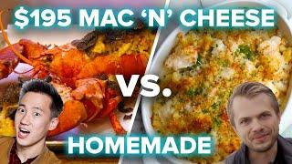 $195 Mac 'N' Cheese vs. Homemade by Tasty