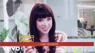 Carly Rae Jepsen - VEVO Detected Interview