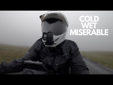 Riding through horrendous weather in ICELAND [S3 - Eps 7]