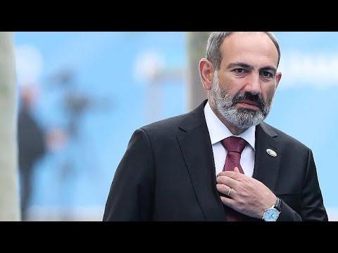 Armenien: Premier Paschinjan leitet mit Rücktritt Neu ...