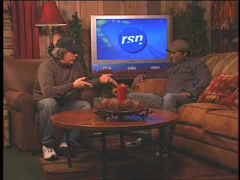 Billy D. Washington on Howie's Late Night Rush, RSN Lake Tahoe