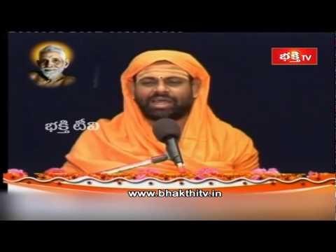 Ramana Maharshi Upadesa Saram Pravachanam by Sri Paripoornananda - Episode 3_Part 1