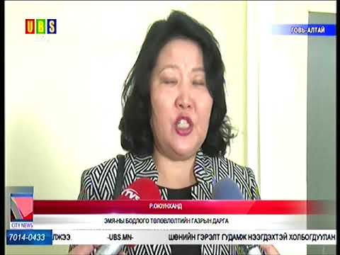 Говь-Алтай аймагт эрүүл мэндийн даатгалаар хөнгөлөлттэй эм олгох ажил амжилттай байна