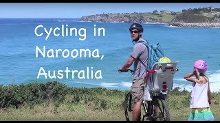 Narooma Australia  City pictures : Cycling around Narooma, New South Wales, South Coast, Australia