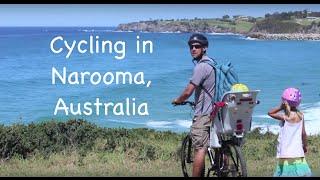 Narooma Australia  city images : Cycling around Narooma, New South Wales, South Coast, Australia