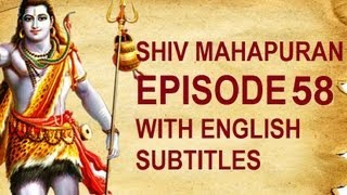 Shiv Mahapuran Episode 58  I Shree Ghrashneshwar Jyotirling