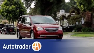 2013 Chrysler Town And Country: New Car Review - AutoTrader