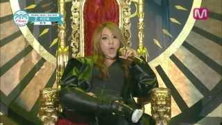 Video CL & 2NE1_나쁜기집애, Falling in love (CL & 2NE1 of 20'S Choice 2013.7.18) MP3, 3GP, MP4, WEBM, AVI, FLV Juni 2019