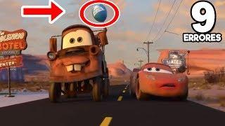 Una de nuestras películas favoritas es si lugar a dudas CarsLas hemos podido ver cientos y cientos de veces pero, seguro, que nunca hemos observado errores y despistes en algunas escenas de las cintas. Hoy te compartimos los errores que no habías notado en las películas de Cars 1 y Cars 2No olvides Suscribirte: http://goo.gl/Py2EiaRedes Oficiales:Facebook  https://www.facebook.com/iLeorjuTwitter  https://twitter.com/iLeorju Google+  https://plus.google.com/+iLeorjuInstagram  http://instagram.com/iLeorjuSi te gustó el video DALE LIKE y comparte el video :DCONTACTO  NEGOCIOS: contactoileorju@gmail.comMuchas gracias por haber visto mi video, recuerda que tus likes son el motor principal para continuar con este hobbie.DISCLAIMERI do not own the anime, music, artwork or the lyrics. All rights reserved to their respective owners!!! This video is not meant to infringe any of the copyrights. This is for promote.------------------------------------------------------------------------------------------Copyright DisclaimerTitle 17, US Code (Sections 107-118 of the copyright law, Act 1976):All media in this video is used for purpose of review & commentary under terms of fair use. All footage, & images used belong to their respective companies.Fair use is a use permitted by copyright statute that might otherwise be infringing.---------------------------------------------------------------------------------------------- AVISO LEGAL No soy dueño de anime, música, obras de arte o las letras. Todos los derechos reservados a sus respectivos propietarios !!! Este vídeo no tiene la intención de infringir cualquiera de los derechos de autor. Esto es para promover.----------------------------------------------------------------------------------------------- Copyright Responsabilidad Título 17, Código de Estados Unidos (Secciones 107 a 118 de la ley de derechos de autor, la Ley de 1976):Todos los medios de comunicación en este video se usa con fines de revisión y comentarios en los térmi