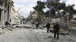 IŞİD Halep'e saldırmaya devam ediyor