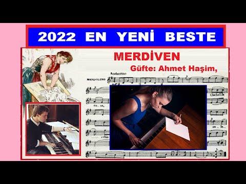 Yeni Çıkan Şarkı Beste MERDİVEN Güfte: Ahmet Haşim, Yeni Besteler, Genç Besteci, Güneş Yakartepe, Son Piyano Müzik