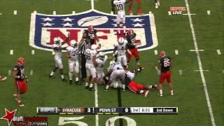 Jerome Smith vs Penn State (2013)