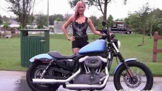 9. Used 2011 Harley Davidson Sportser  Nightster Motorcycles for sale