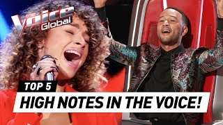 Video OUTSTANDING HIGH NOTES in The Voice MP3, 3GP, MP4, WEBM, AVI, FLV Juni 2019