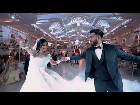 Amazing Wedding Dance Of Busra & Oguzhan 😍
