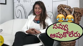 Video Sri reddy funny spoof..No caption needed for this lady.. 😎 MP3, 3GP, MP4, WEBM, AVI, FLV Juli 2018