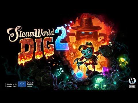 SteamWorld Dig 2 #2