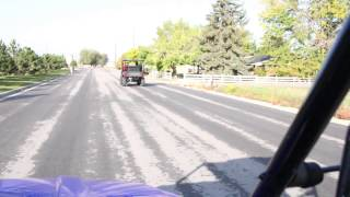 4. New 2014 Kymco UXV 700i vs Kymco UXV 500i Side by Side UTV
