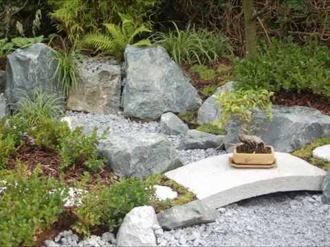 Japanische Gartengestaltung