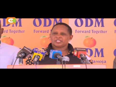 Otuoma demands Busia gubernatorial ticket