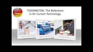 Teddington Air Curtain System