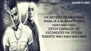 Maluma Ft. Cosculluela -Pretextos   Video Lyric (letra)