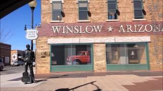 Eagles - Standin' on a corner in Winslow, AZ