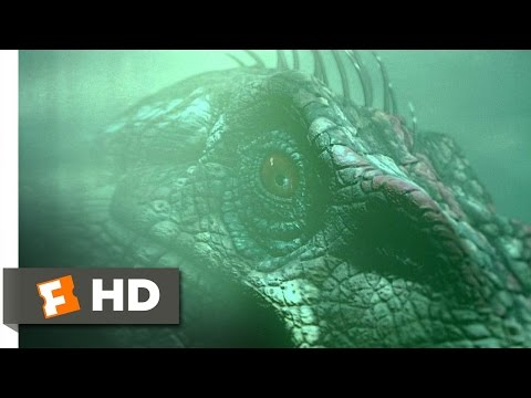 Jurassic Park 3 (4/10) Movie CLIP - Raptor Ambush (2001) HD