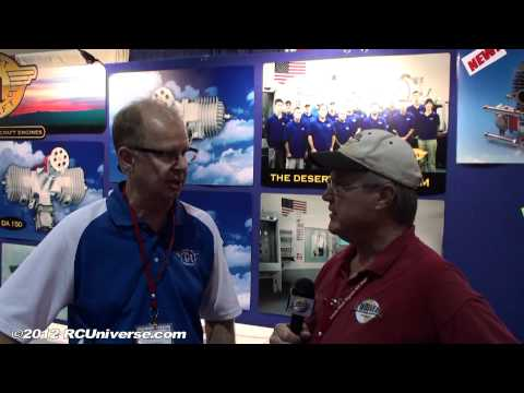 Toledo 2012 – Desert Aircraft  Engines