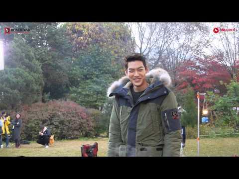 SBS 드라마 상속자들 마모트 캠핑 촬영 장면