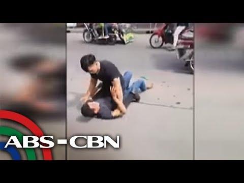 TV Patrol: Holdaper, binugbog ng lalaking tinangkang biktimahin
