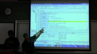 Embedded Systems Course - Using the Renesas RX62N Debugger Tool
