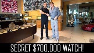 Video Yosi Dina's secret $700,000 watch! MP3, 3GP, MP4, WEBM, AVI, FLV Juni 2019