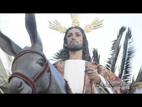 """Domingo de Ramos """"Señor de la mulita"""" 2016"""