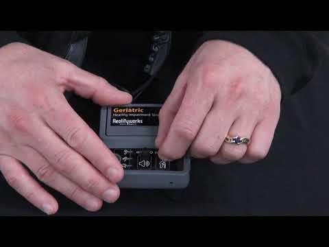 Product Support - Geriatric Hearing Impairment Simulator