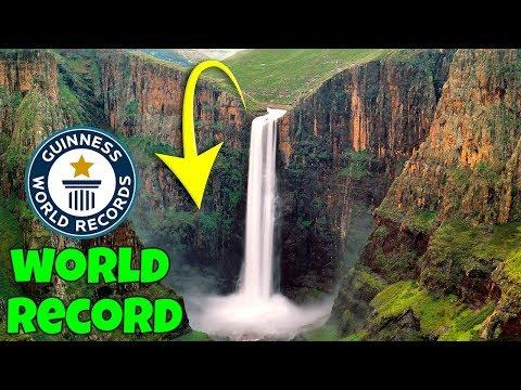 Koripallo heitetään korkealta – Maailman ennätys rikkoutui (200m)