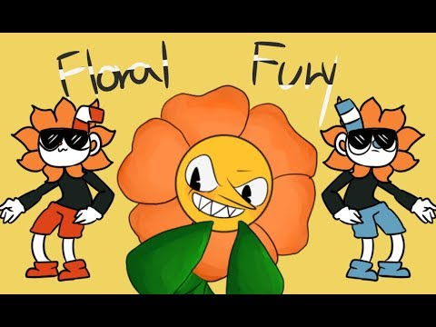 Video [CUPHEAD] floral fury meme download in MP3, 3GP, MP4, WEBM, AVI, FLV January 2017