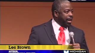 2009 Business&Finance MLK Convocation - Les Brown - 01/19/09