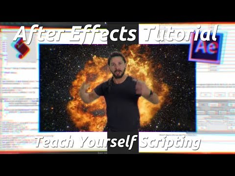 ExtendScript Tutorial - Teach Yourself After Effects Scripting