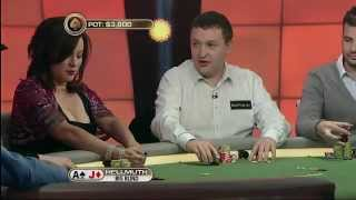"Video ""All-in without looking"" Tony G vs Phil Hellmuth / The Big Game (Season 2; Week 6) MP3, 3GP, MP4, WEBM, AVI, FLV Maret 2019"