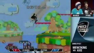 PP!!! On Ice (A PPMD Marth Combo Video)