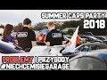Summer Cars Party 2018 - SCP2018 - Motoryzacyjny Woodstock - Niechcemisiegarage